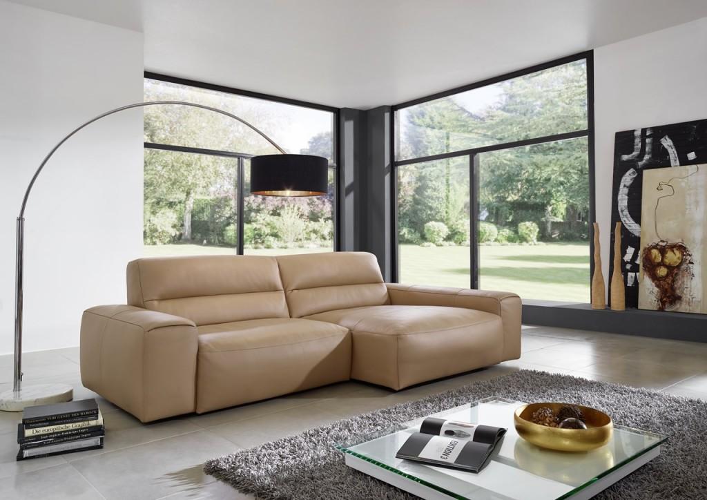 Quel canape en cuir choisir pour un loft blog de seanroyale - Quel tissu pour canape ...