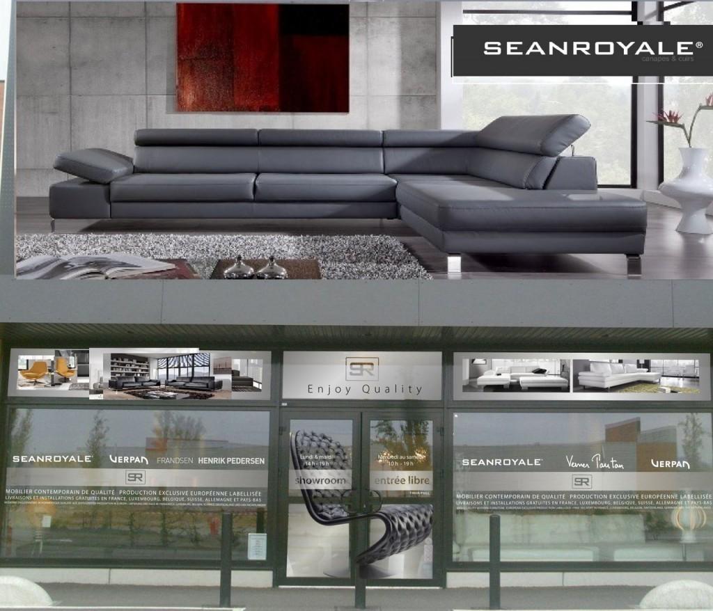 decouvrez les showrooms de seanroyale blog de seanroyale. Black Bedroom Furniture Sets. Home Design Ideas