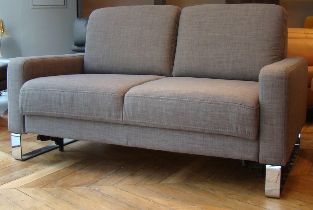 Soldes mon canape et fauteuil en cuir en soldes blog de seanroyale - Convertible deux places ...