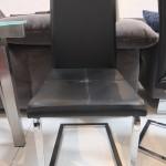chaise-poolside-cuir-patrol-noir-pied-luge