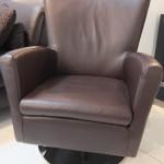 fauteuil-alpha-cuir-nature-chocolat-noir