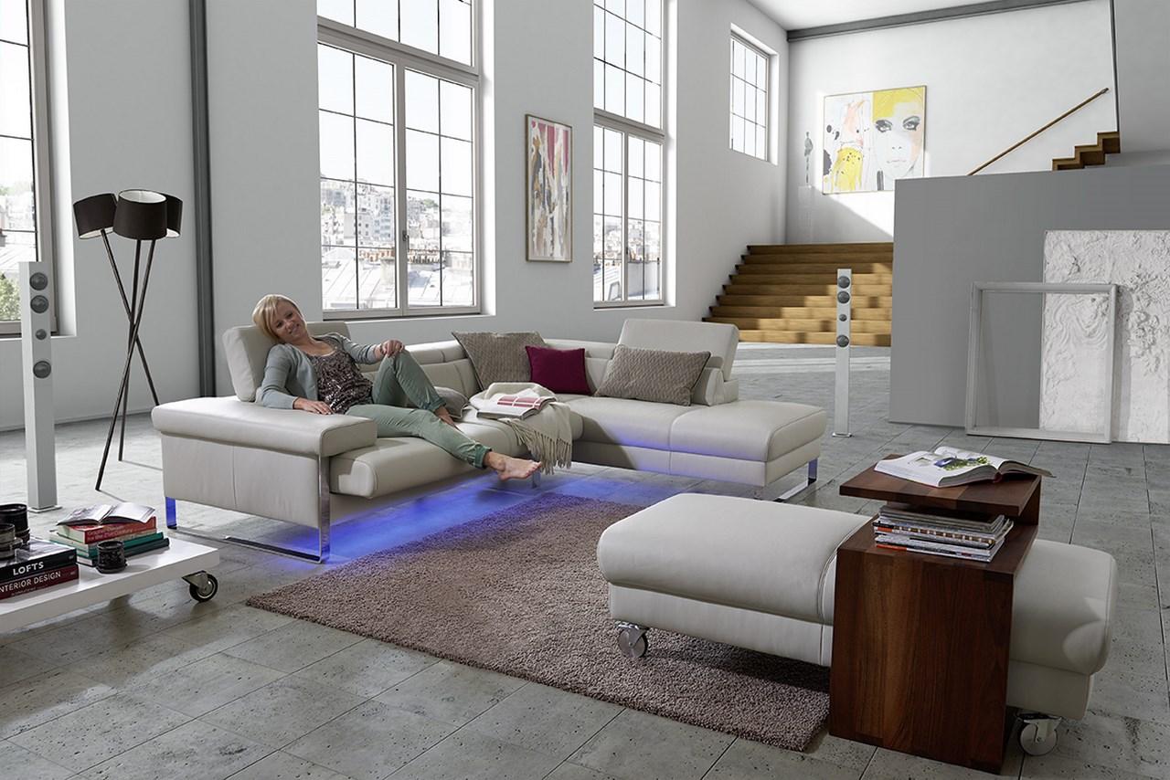 canape en cuir quelles sont les tendances de la rentree blog de seanroyale. Black Bedroom Furniture Sets. Home Design Ideas