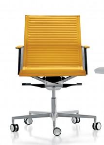 howie-special-fauteuil-bureau-dossier-bas-cuir-jaune