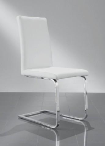 SeaSide chaise contemporaine en cuir
