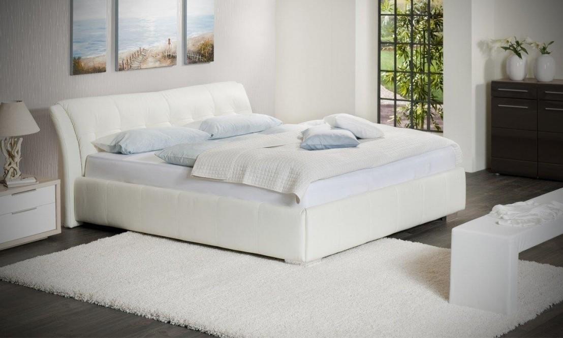 lit kingsize en cuir sweetdreams 180 cm. Black Bedroom Furniture Sets. Home Design Ideas
