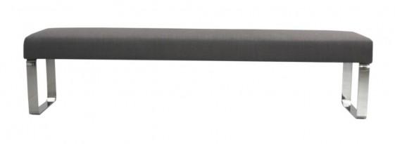 SeaSide 120 cm banc cuir ou tissu