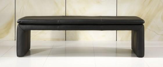 Banc LoftSide 220 cm, cuir ou tissu