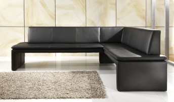 LoftSide petit coin repas en cuir 120 x 190 cm