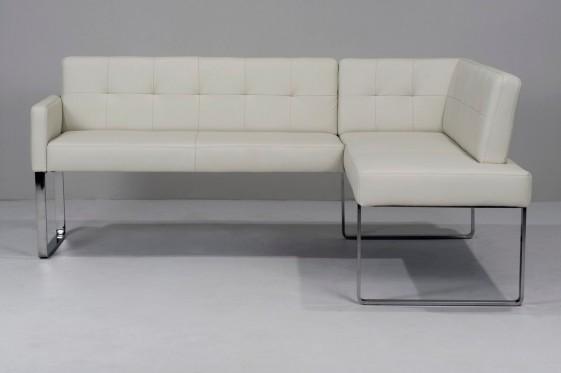 banquette d 39 angle cuir diamonddining design 185 x 229cm. Black Bedroom Furniture Sets. Home Design Ideas