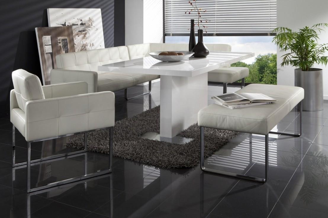 banquette d 39 angle diamonddining cuir design 225 x 229cm. Black Bedroom Furniture Sets. Home Design Ideas