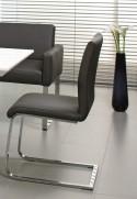 Chaise design en cuir DiamondDining