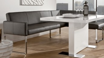 Banquette d'angle, coin repas PUREdining 220 x 189 cm