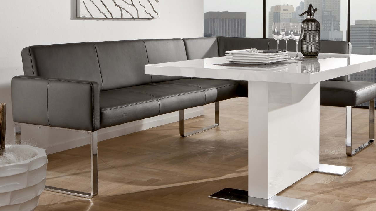 Banquette D Angle Coin Repas Puredining 220 X 189 Cm