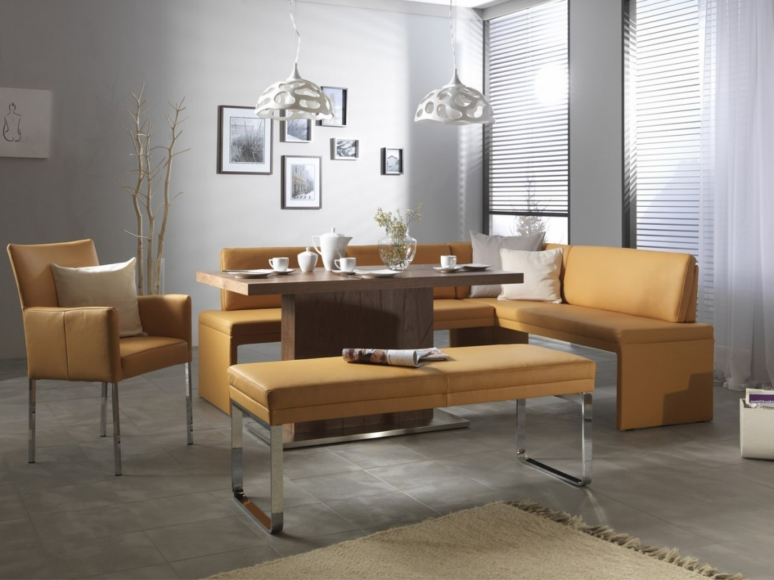banquette d 39 angle design dexter 167 x 226 cm. Black Bedroom Furniture Sets. Home Design Ideas