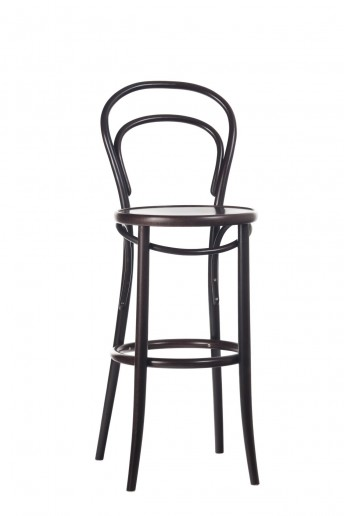 Tabourets de bar 14 / TON en lot de 2