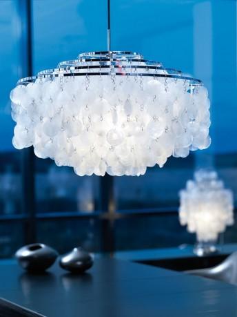 Lampe design plafonnier Verpan FUN 10DM