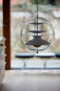 Suspension Sphere Verpan Panto diam. 40 cm