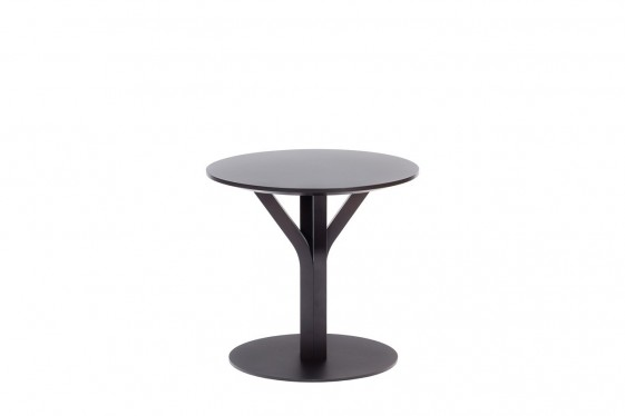 Petite table basse ronde en hêtre BLOOM Central 275, TON
