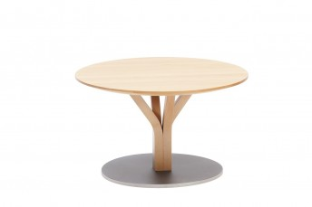 Table basse BLOOM Central 276 TON, hêtre design Arik LEVY