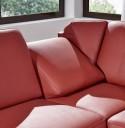 Grand canapé 6 places en U MARWIN.C longchair motorisée
