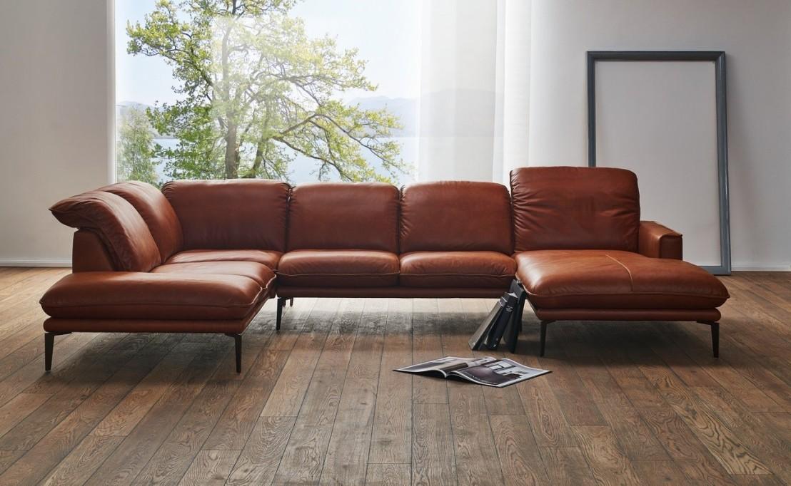 grand canap design en u cuir adoration tm. Black Bedroom Furniture Sets. Home Design Ideas