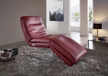 Chaise longue ABSOLUTE relax/lit de jour sur batterie