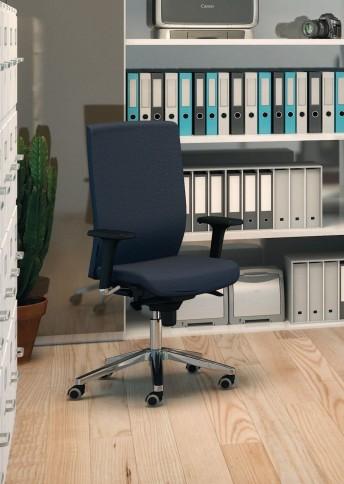 Fauteuil de bureau OFFICE 405 cuir ou tissu