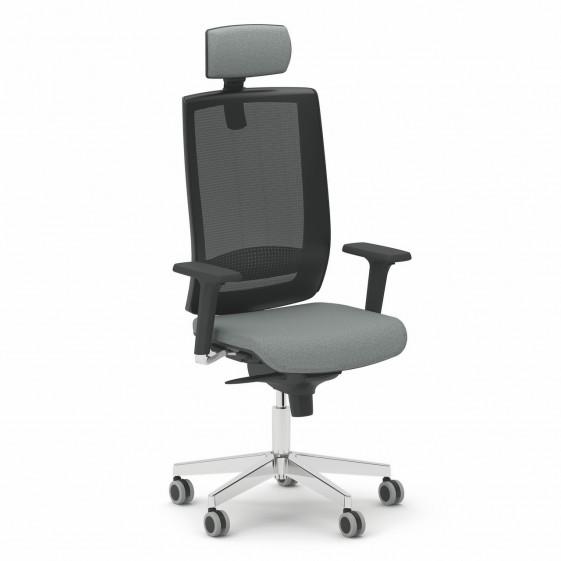Fauteuil de bureau avec appuie-tête OFFICE 385