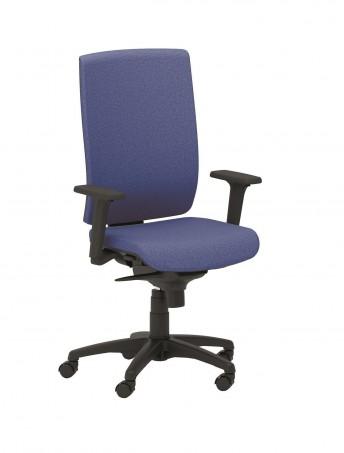 OFFICE 205 fauteuil de bureau en cuir ou en tissu