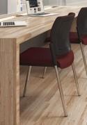 Chaise de bureau OFFICE 500 pour réunion, conférence