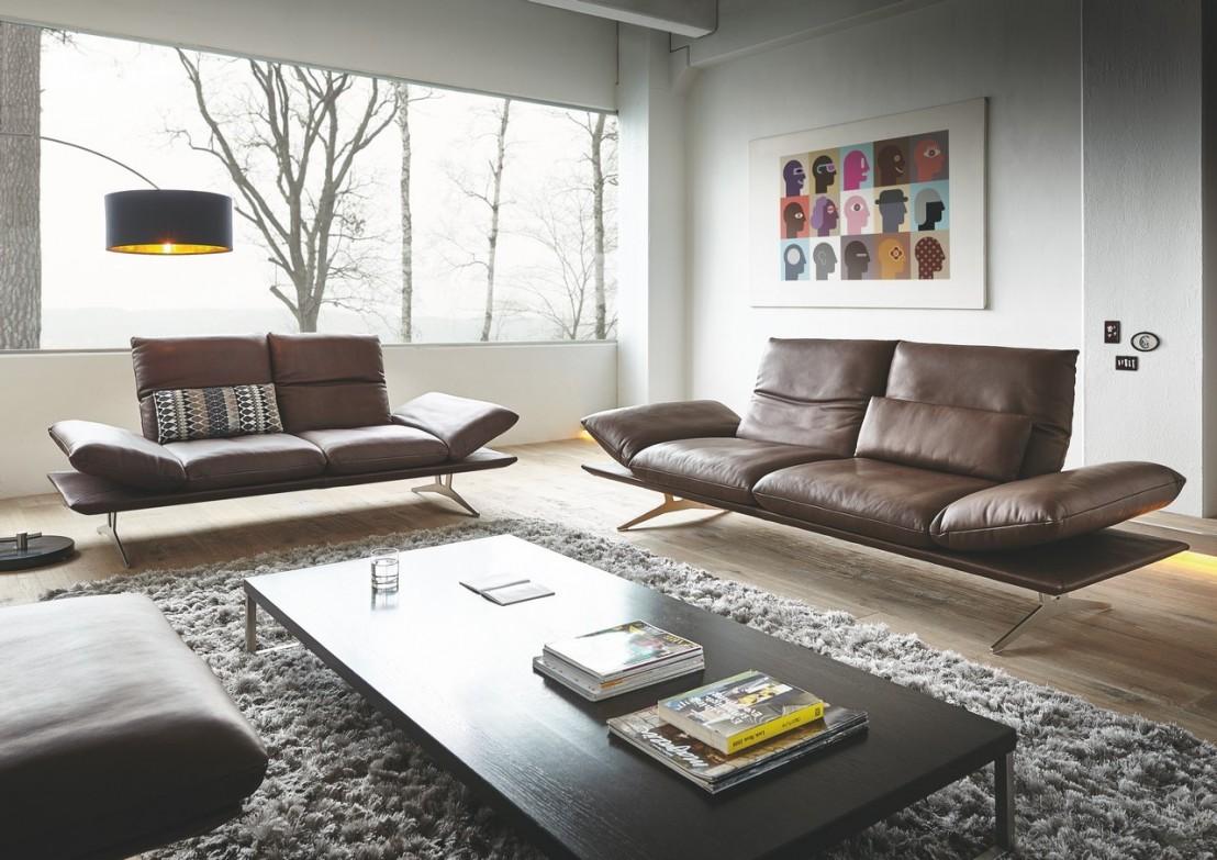canap ultra design ad senso 2 places cuir ou tissu. Black Bedroom Furniture Sets. Home Design Ideas