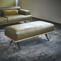Grand Pouf design TEMPERANT.PM 160 cm
