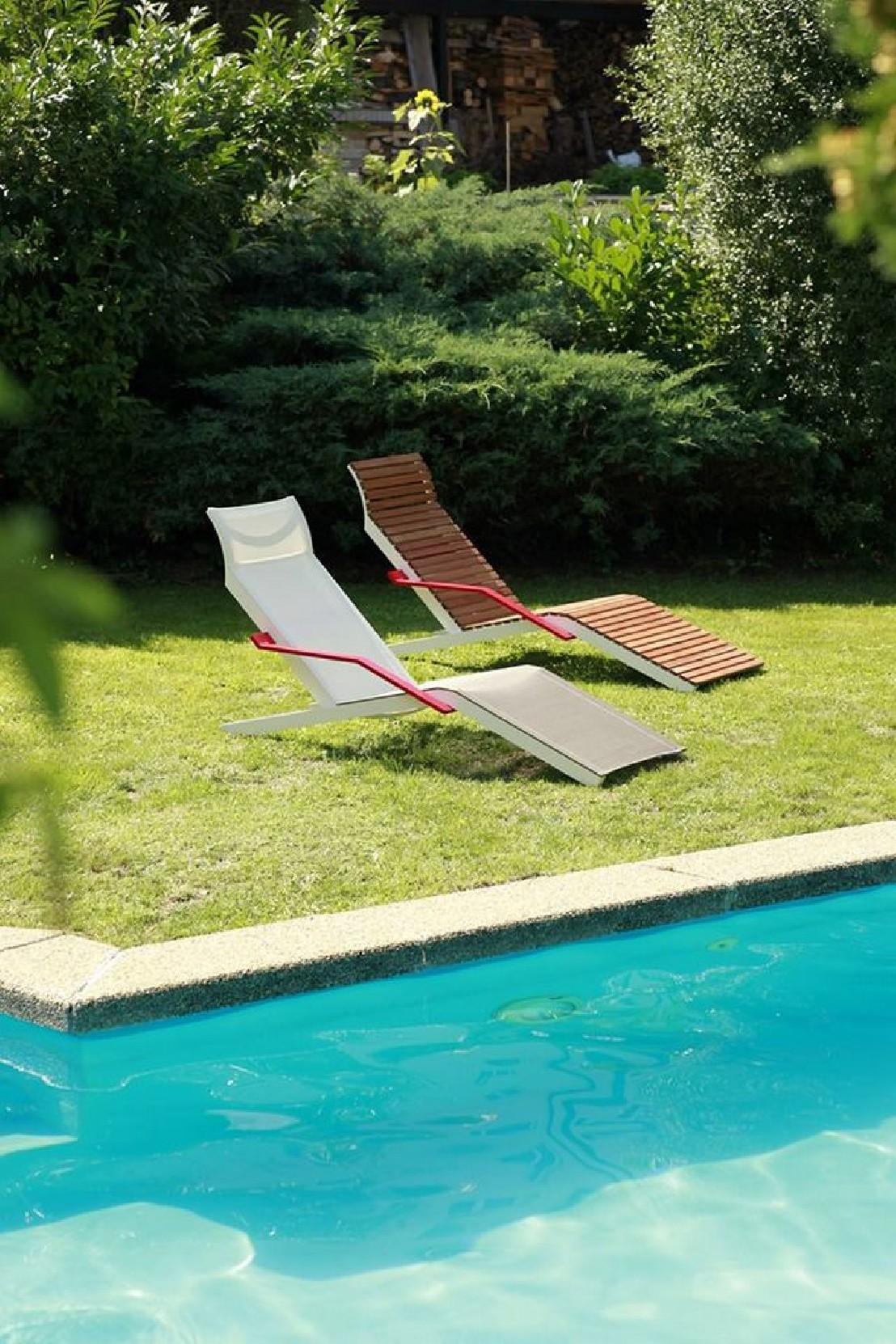 Couleur Et Longue Jardin Chaise En Aluminium De AlvaExtérieur OvN8ym0wn