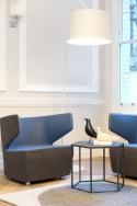 Fauteuil TREASURE pour open space et bureau