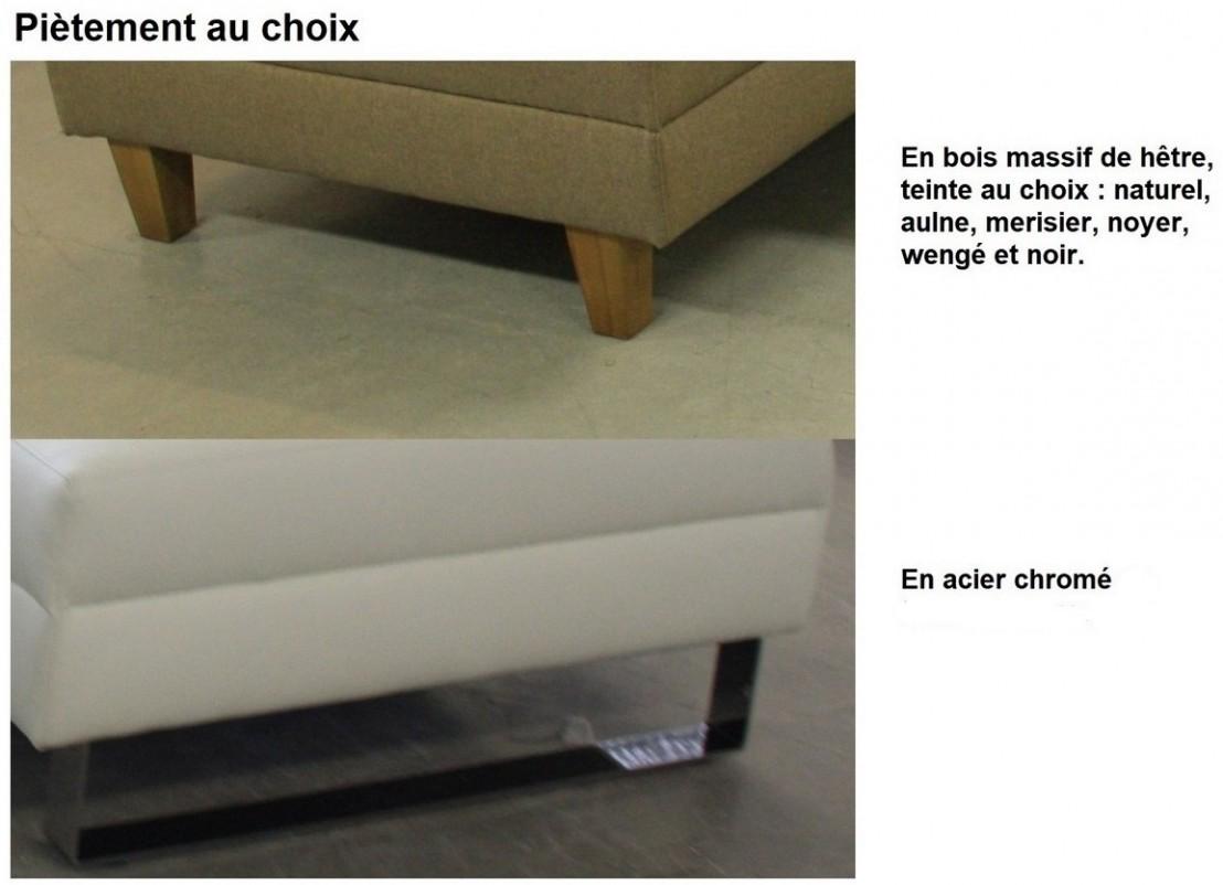 Petit canap d 39 angle pour petit appartement cuir janis bb seanroyale - Petit canape d angle ...