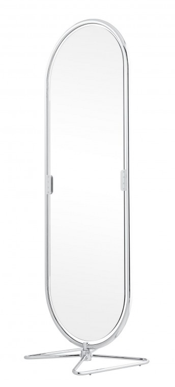 Verpan System 1-2-3, miroir sur pied