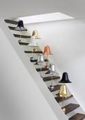 Lampe à poser Verpan Pantop cuivre