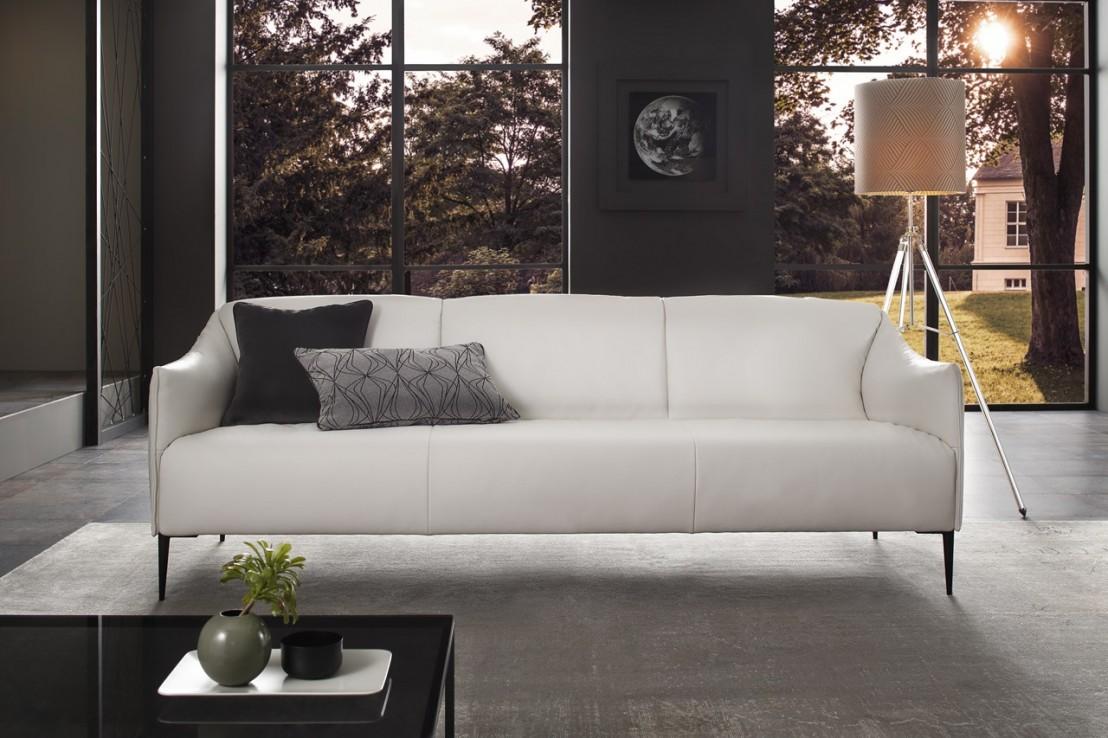 salon complet contemporain dixie miss en cuir ou tissu seanroyale. Black Bedroom Furniture Sets. Home Design Ideas
