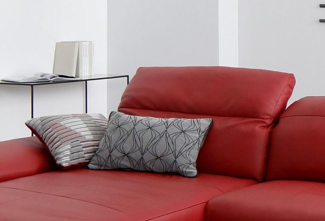 canap d angle design 3 5 places man flex avec chaise longue xl profondeur d assise modifiable. Black Bedroom Furniture Sets. Home Design Ideas