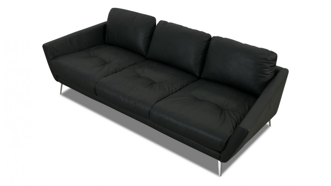 canap grande profondeur velours ou cuir am melvin 3 grandes places. Black Bedroom Furniture Sets. Home Design Ideas
