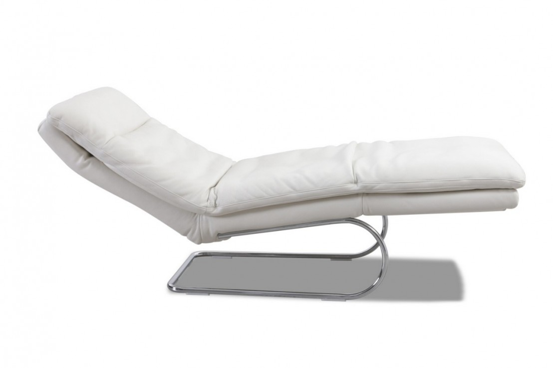 Cuir Relax En Absolute Chaise Longue YEH9WDI2