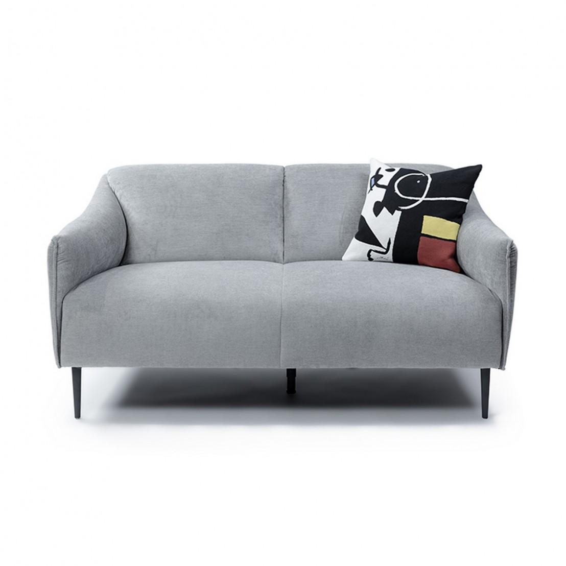tr s petit canap 2 places accoudoirs troits dixie miss. Black Bedroom Furniture Sets. Home Design Ideas