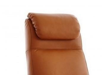 Têtière amovible, coussin de nuque RUN cuir ou tissu