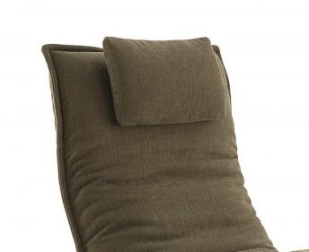 Coussin de nuque LAZY.BOY, appui-tête amovible cuir ou tissu