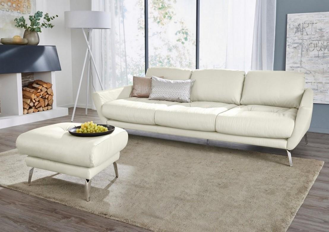 canap grande profondeur velours ou cuir am melvin 3. Black Bedroom Furniture Sets. Home Design Ideas