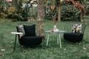 Coussin de jardin par lot de 3 coussins EDO101 carrés 43 x 43 cm