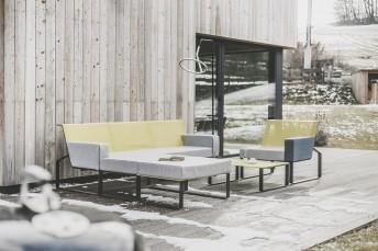 Salon de jardin complet design MOJA EGOE