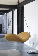 FLYING-CHAIR VERPAN, la chaise longue lounge suspendue de PANTON