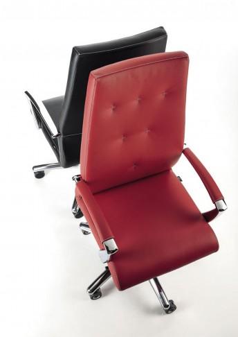 ONE, fauteuil de direction dossier ergonomique haut en cuir ou tissu