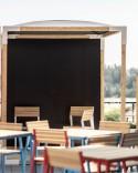 Cube module abri de jardin LEVA avec plancher & toit